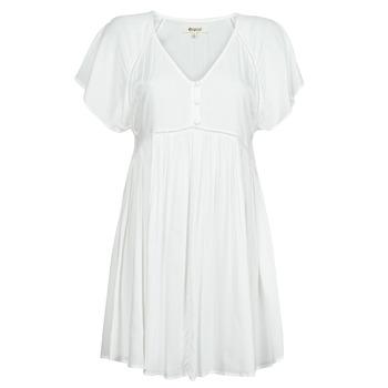 tekstylia Damskie Sukienki krótkie Rip Curl IN YOUR DREAMS DRESS Biały