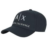 Dodatki Czapki z daszkiem Armani Exchange 954039-CC513-00936 Niebieski