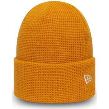 Dodatki Męskie Czapki New-Era Ne colour waffle knit Pomarańczowy