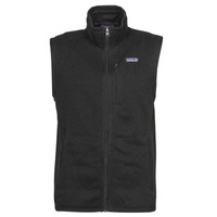 tekstylia Męskie Polary Patagonia M's Better Sweater Vest Czarny