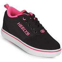 Buty Dziewczynka Buty na kółkach Heelys PRO 20'S Czarny / Różowy