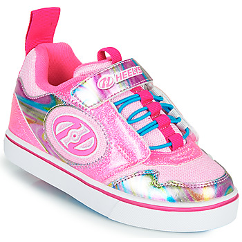 Buty Dziewczynka Buty na kółkach Heelys ROCKET X2 Różowy