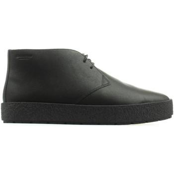 Buty Męskie Buty za kostkę Vagabond Shoemakers Robin Czarne Botki Black