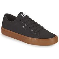 Buty Męskie Buty skate DC Shoes MANUAL Czarny / Gum