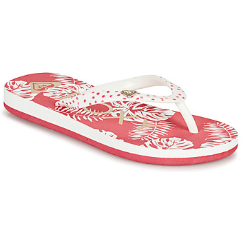 Buty Dziewczynka Japonki Roxy PEBBLES VII G Różowy