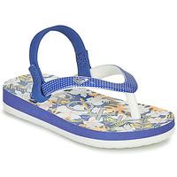 Buty Dziewczynka Japonki Roxy TW PEBBLES VI Niebieski