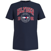 tekstylia Chłopiec T-shirty z krótkim rękawem Tommy Hilfiger CRISA Marine
