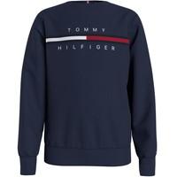 tekstylia Chłopiec Bluzy Tommy Hilfiger KB0KB06568-C87 Marine