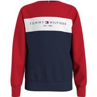 tekstylia Chłopiec Bluzy Tommy Hilfiger KB0KB06596-0SM Wielokolorowy