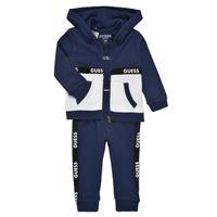tekstylia Chłopiec Komplet Guess P1RG00-KA6W0-DEKB Marine