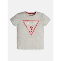 tekstylia Chłopiec T-shirty z krótkim rękawem Guess L73I55-K5M20-M90 Szary