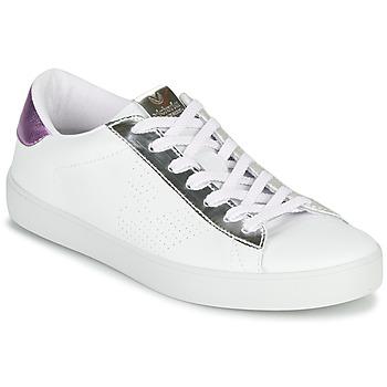 Buty Damskie Trampki niskie Victoria Tribu Biały
