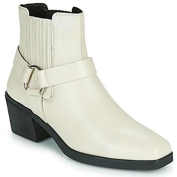 Buty Damskie Botki Vagabond Shoemakers SIMONE Biały