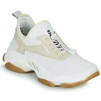 Buty Damskie Trampki niskie Steve Madden MATCH Biały / Beżowy