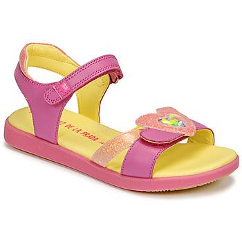 Buty Dziewczynka Sandały Agatha Ruiz de la Prada AITANA Różowy