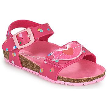 Buty Dziewczynka Sandały Agatha Ruiz de la Prada BIO Różowy