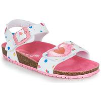 Buty Dziewczynka Sandały Agatha Ruiz de la Prada BIO Biały