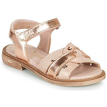 Buty Dziewczynka Sandały Aster TAWA Różowy