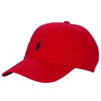 Dodatki Męskie Czapki z daszkiem Polo Ralph Lauren HSC01A CHINO TWILL Czerwony
