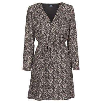 tekstylia Damskie Sukienki krótkie Le Temps des Cerises MIA Czarny