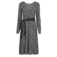 tekstylia Damskie Sukienki krótkie Le Temps des Cerises CANDY Czarny