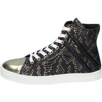 Buty Damskie Trampki Hogan Sneakers Pelle Nero