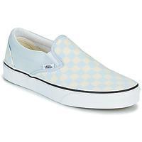 Buty Tenisówki Vans CLASSIC SLIP ON Niebieski