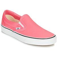Buty Damskie Tenisówki Vans CLASSIC SLIP ON Różowy