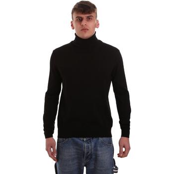 tekstylia Męskie Swetry Navigare NV11006 33 Czarny