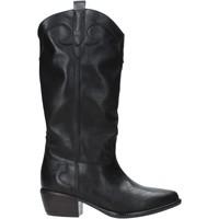 Buty Damskie Botki Grace Shoes 544101 Czarny