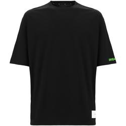 tekstylia Damskie T-shirty i Koszulki polo Freddy F0ULTT2 Czarny