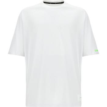 tekstylia Męskie T-shirty i Koszulki polo Freddy F0ULTT2 Biały