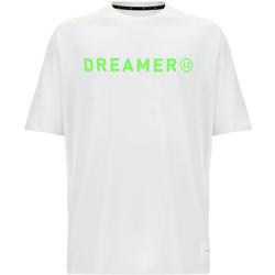 tekstylia Męskie T-shirty i Koszulki polo Freddy F0ULTT3 Biały