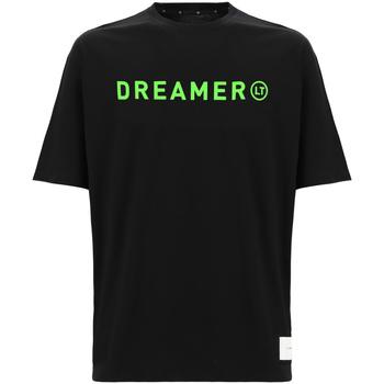 tekstylia Damskie T-shirty i Koszulki polo Freddy F0ULTT3 Czarny