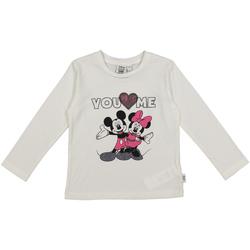 tekstylia Dziecko T-shirty i Koszulki polo Melby 40C0403DN Biały