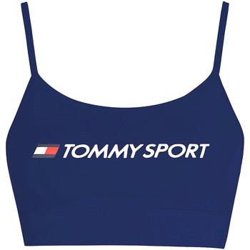 tekstylia Damskie Biustonosze Tommy Hilfiger S10S100450 Niebieski