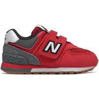 Buty Dziecko Trampki New Balance NBIV574ATG Czerwony