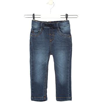 tekstylia Dziecko Jeansy Losan 025-6664AL Niebieski