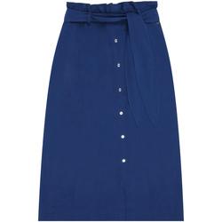 tekstylia Damskie Spódnice Calvin Klein Jeans K20K202103 Niebieski