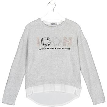 tekstylia Dziecko T-shirty i Koszulki polo Losan 024-1024AL Szary