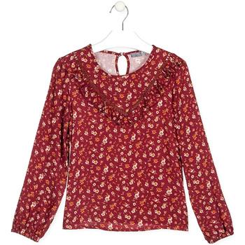 tekstylia Dziecko T-shirty i Koszulki polo Losan 024-3001AL Czerwony