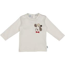 tekstylia Dziecko T-shirty i Koszulki polo Melby 20C2150 Biały