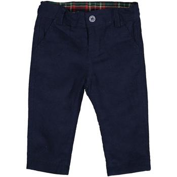 tekstylia Dziecko Spodnie Melby 20G0170 Niebieski