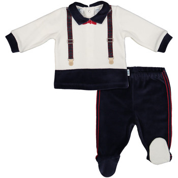 tekstylia Chłopiec Komplet Melby 20Q0060 Czarny