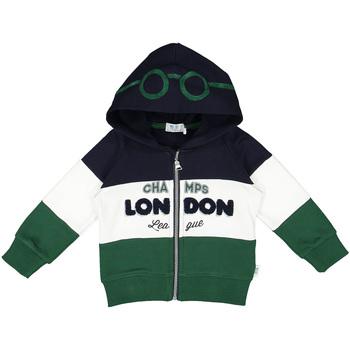 tekstylia Dziecko Bluzy Melby 20D0210 Zielony