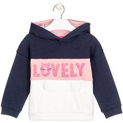 tekstylia Dziecko Bluzy Losan 026-6025AL Niebieski