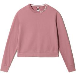 tekstylia Damskie Bluzy The North Face NF0A491O Różowy