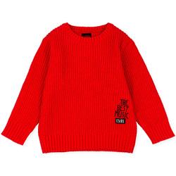 tekstylia Dziecko Swetry Losan 025-5000AL Czerwony