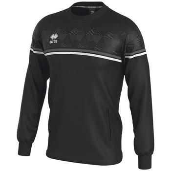 tekstylia Bluzy dresowe Errea Veste  davis noir/gris/blanc