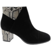 Buty Damskie Low boots Soffice Sogno SOSO20682ne nero